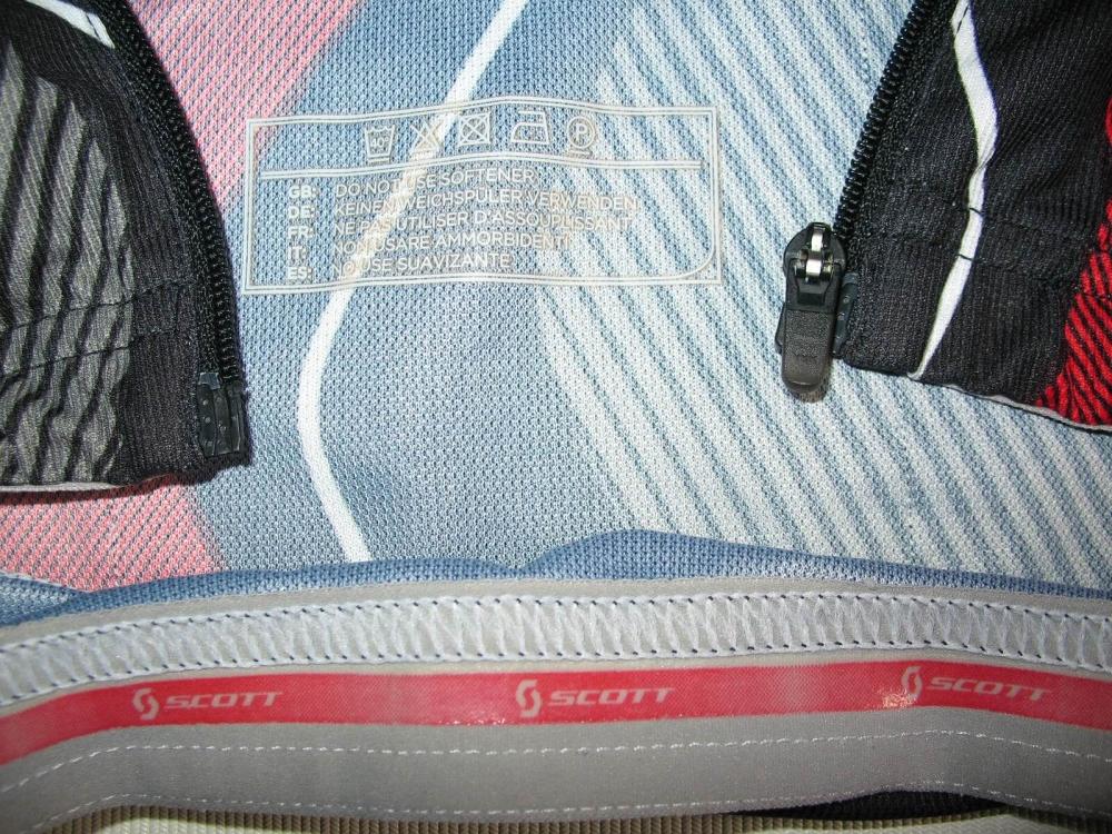 Веломайка SCOTT rc shortsleeve jersey (размер М) - 3