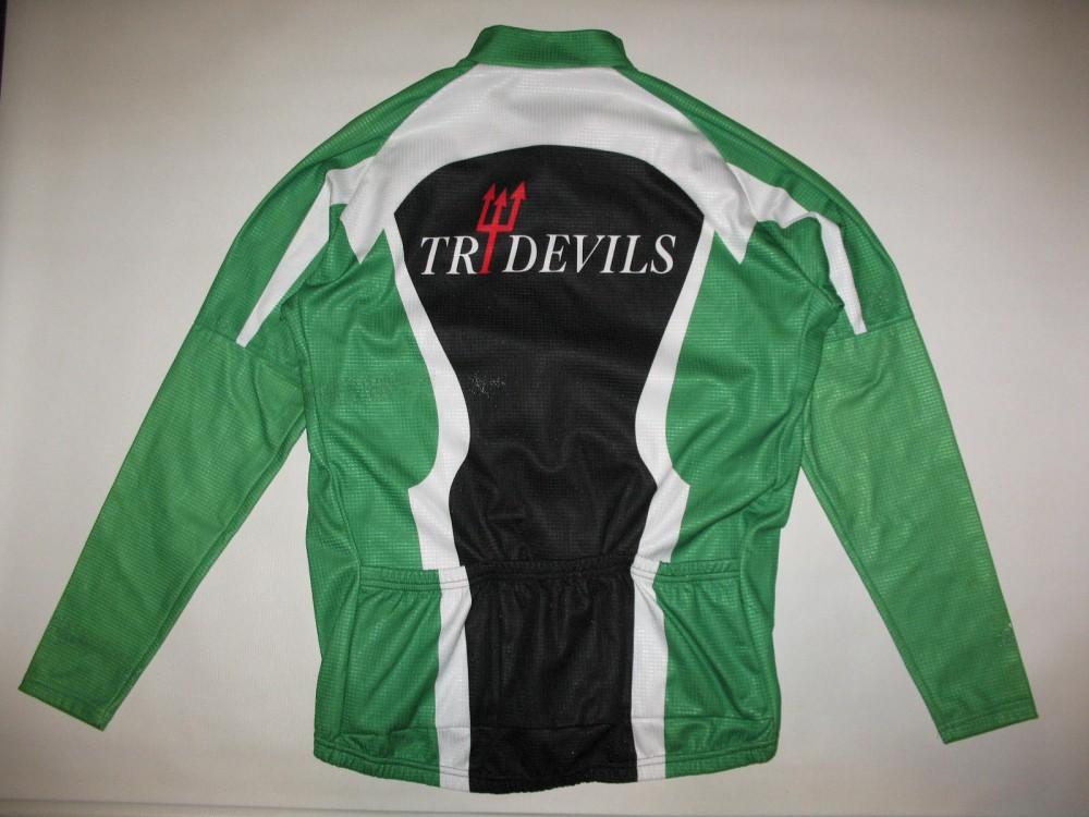 Велокуртка  BIEMME tridevils (размер 6-XXL) - 12