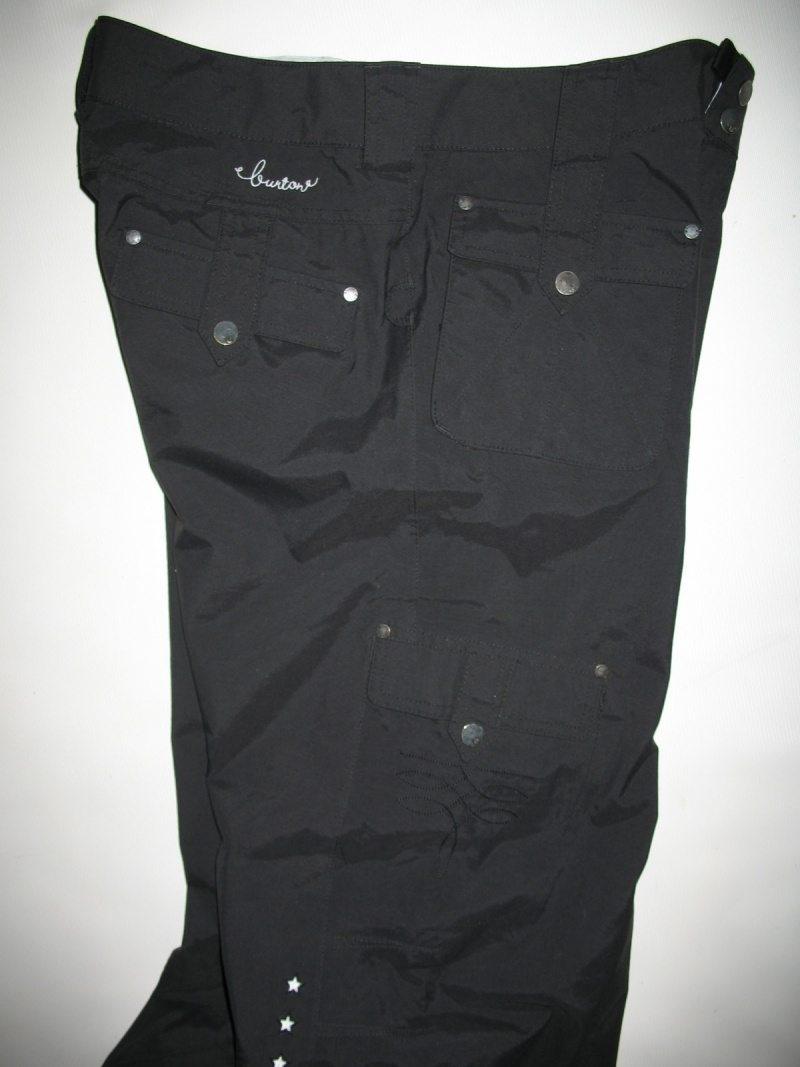 Штаны BURTON helsinki pants lady (размер S) - 9