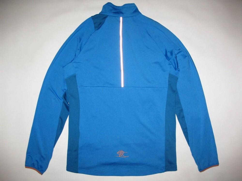 Кофта BERGANS galdebergtind fleece jacket (размер M/L) - 3