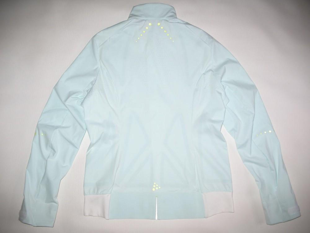 Куртка CRAFT elite run jacket lady (размер L/M) - 4
