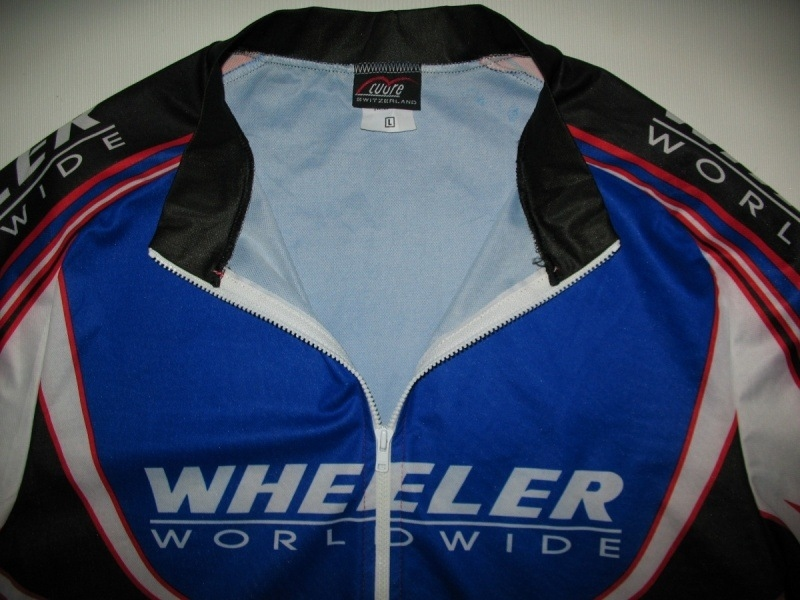Велокуртка CUORE wheeler jacket (размер L/XL) - 2