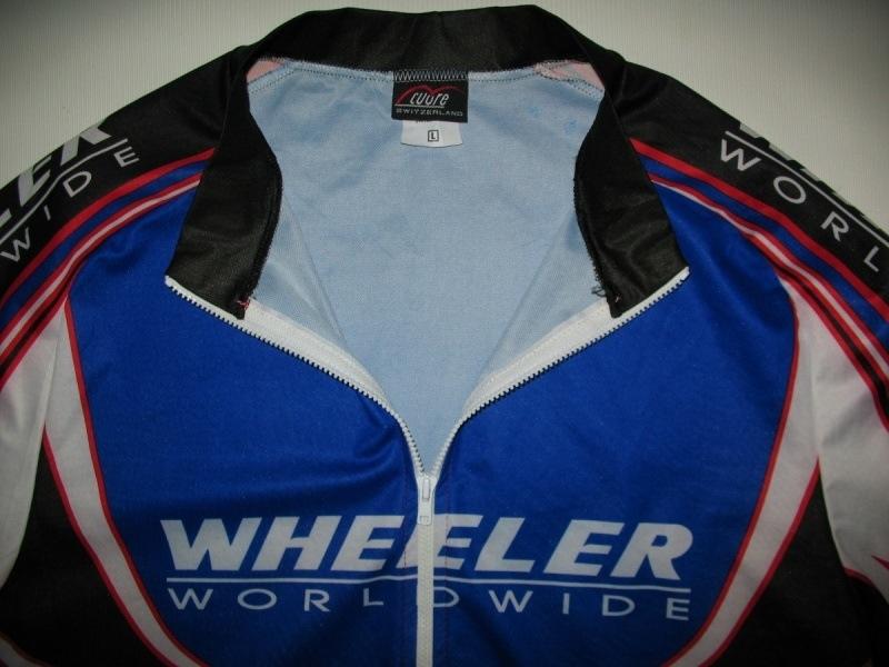 Велокуртка CUORE wheeler jacket (размер L/XL) - 2