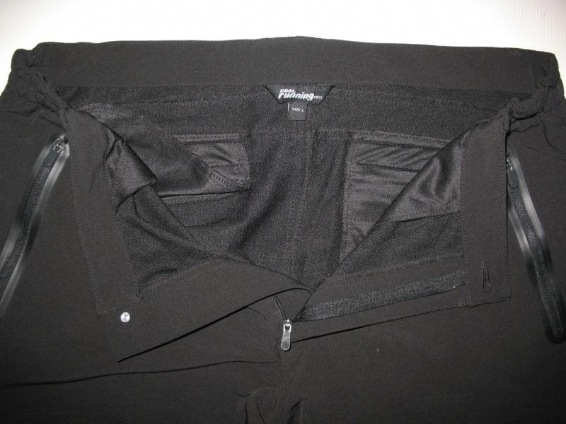 Штаны COOL RUNNING  softshell pants (размер L) - 3