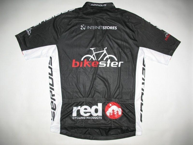 Футболка RED serious jersey (размер XXL) - 1