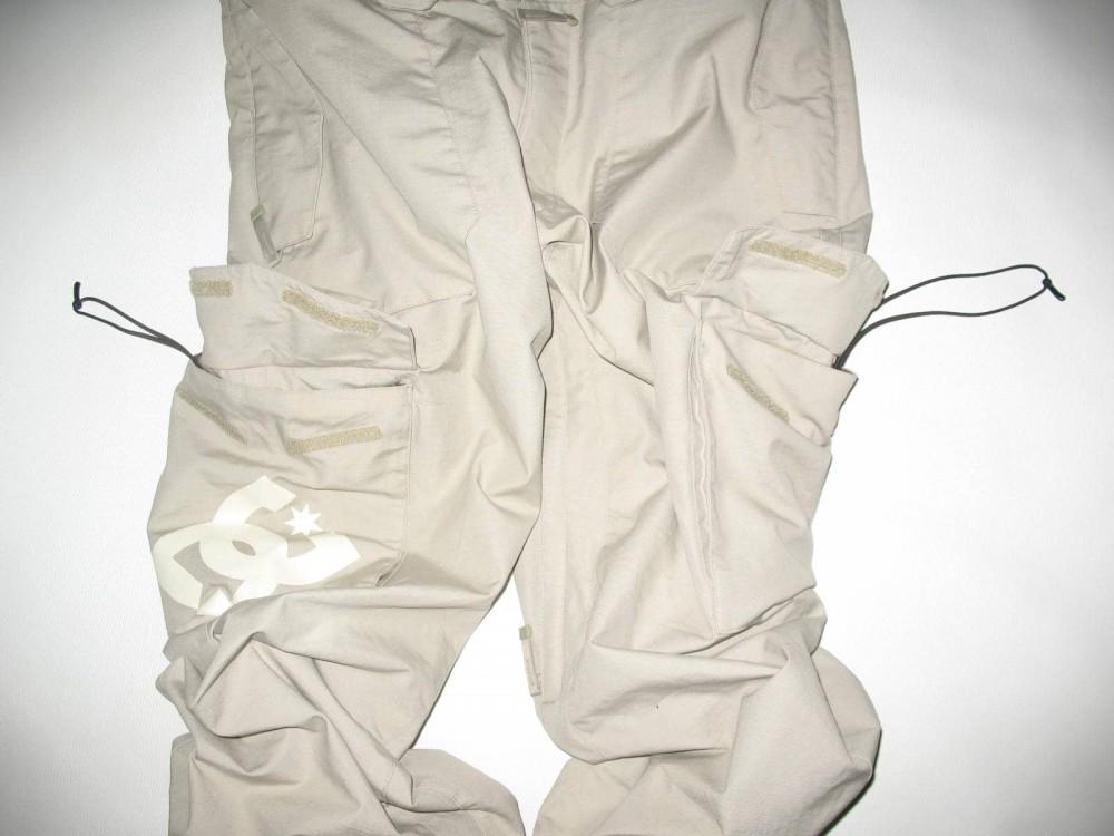 Штаны DC banshee-r snowboard pants (размер L) - 12