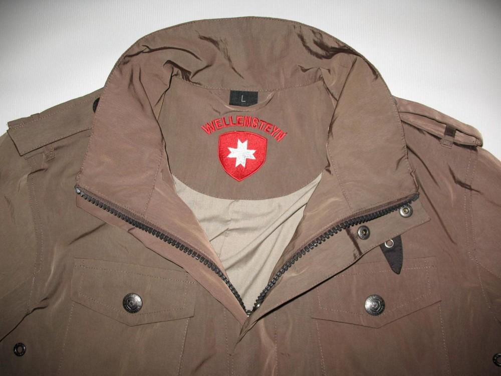 Куртка WELLENSTEYN fuel jacket (размер L) - 9