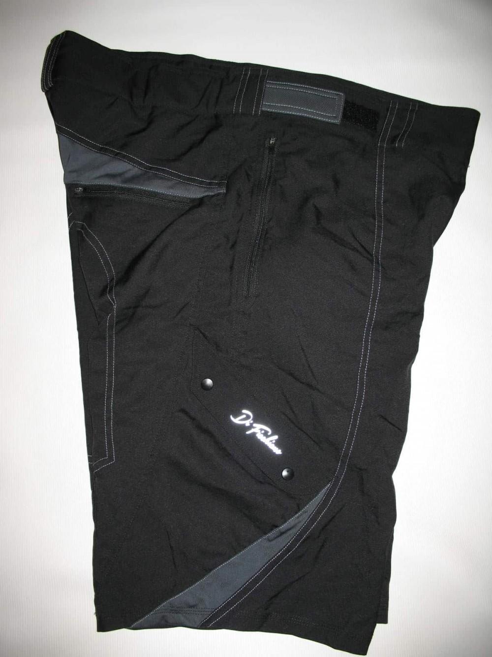 Велошорты DI FICCHIANO lecce MTB shorts (размер XXL) - 5