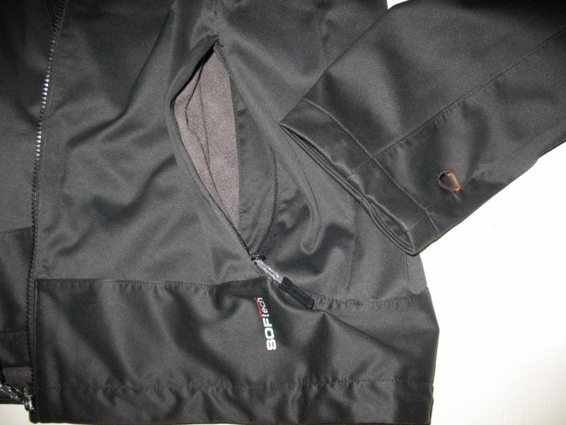 Куртка MAMMUT SOFtech jacket (размер XL) - 7