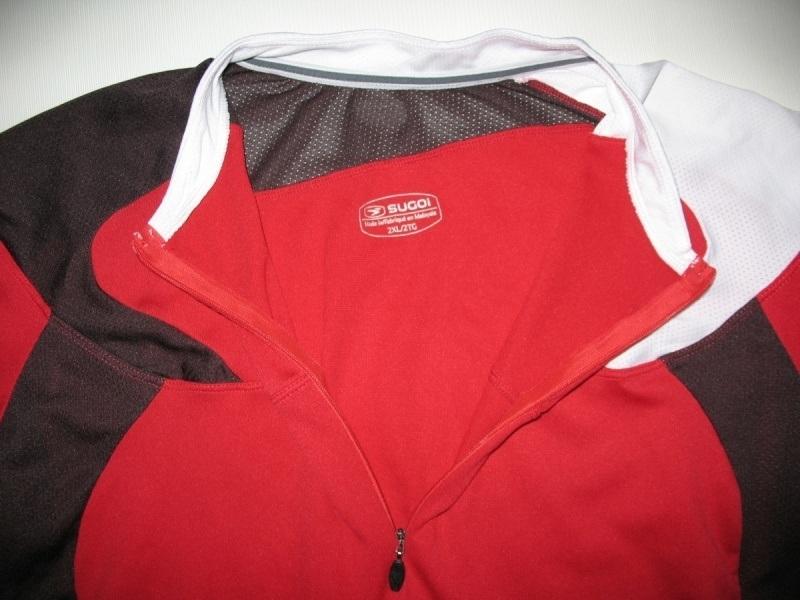 Футболка SUGOI bike jersey (размер XXL/XL) - 3