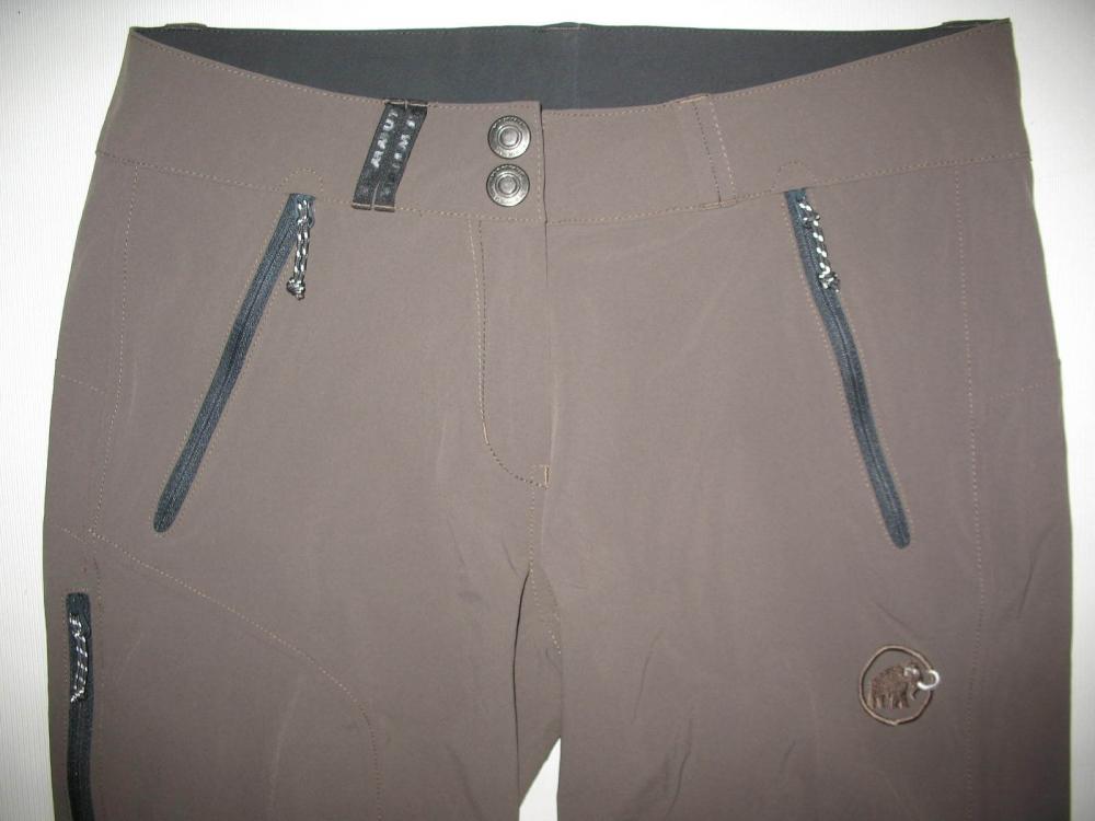Штаны MAMMUT runje pants lady (размер S/M) - 7