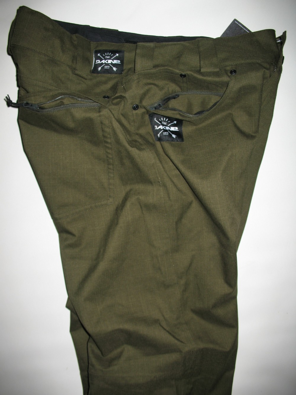 Штаны DAKINE Miner jungle ski/snowboard pants (размер L) - 4