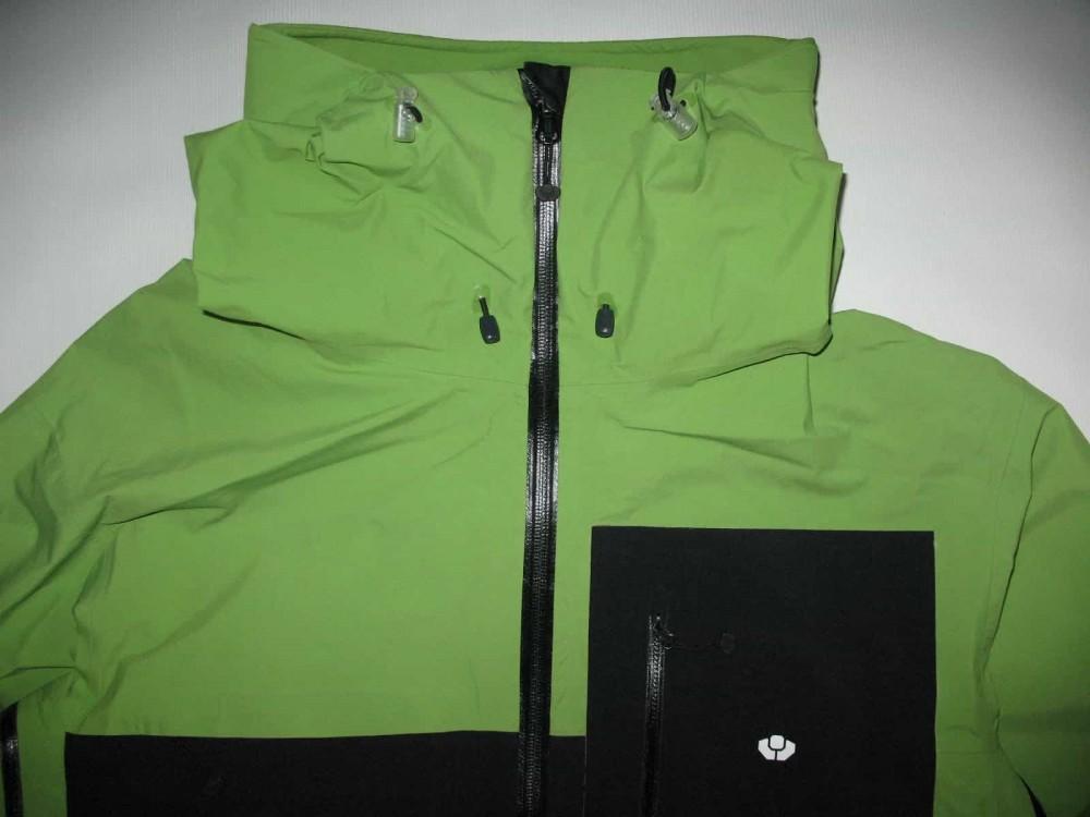 Куртка WHITEOUT by NORRONA cosmonaut hardshell jacket (размер M(реально L/XL) - 5