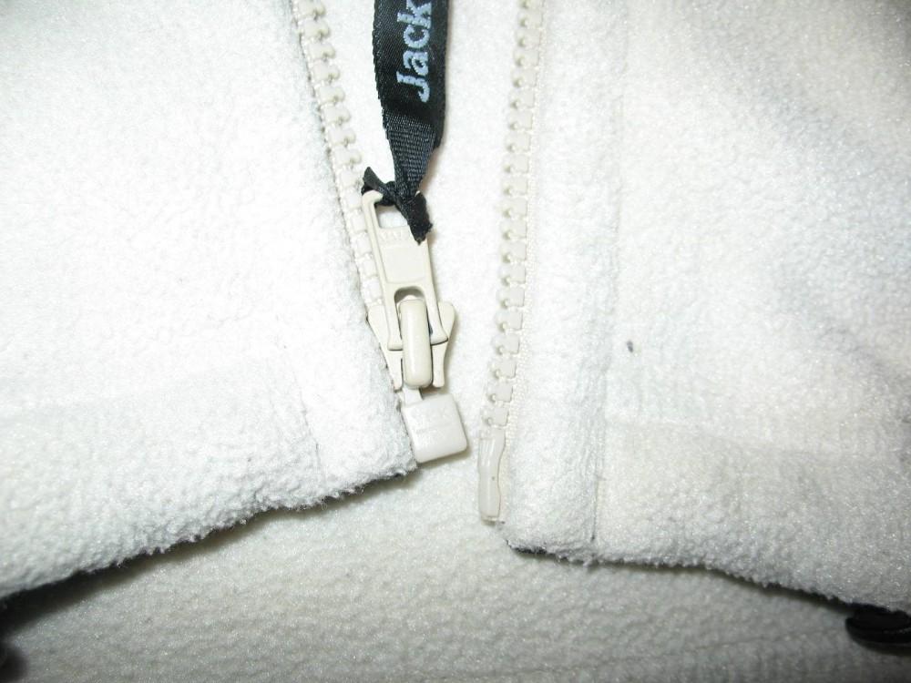 Куртка JACK WOLFSKIN luminario fleece jacket lady (размер S/M) - 7