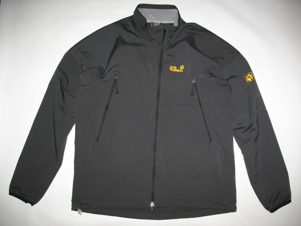Куртка JACK WOLFSKIN atmosphere softshell jacket (размер XL) - 1