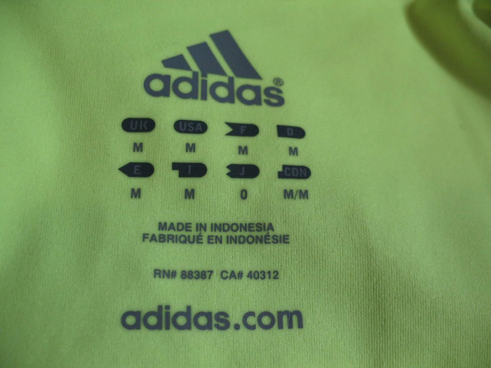 Куртка ADIDAS adiViz High Beam jacket (размер M(реально L/XL)) - 10