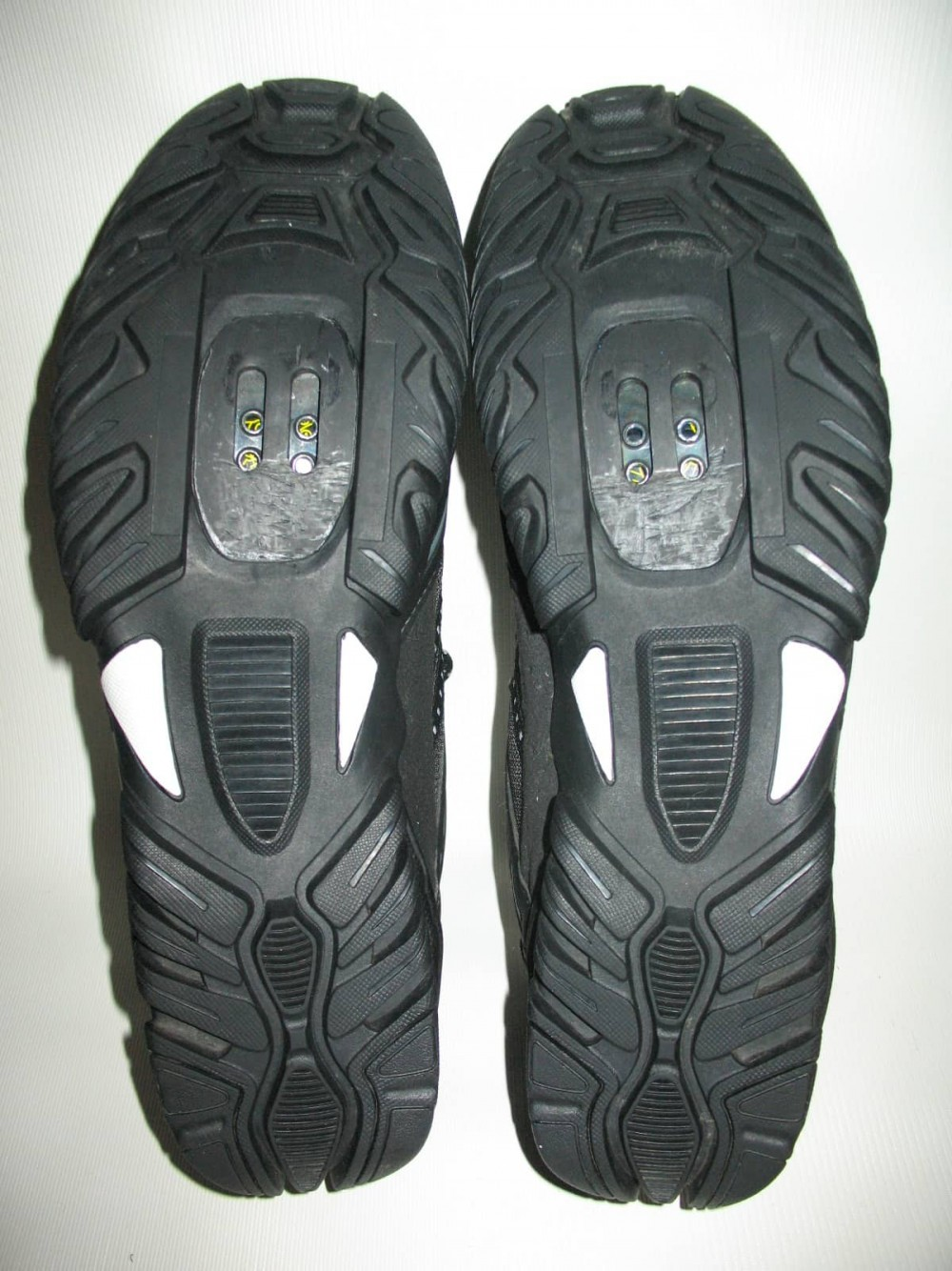 Велотуфли SHIMANO sh-mt32 mtb shoes (размер US10.5/EU45(на стопу до 285 mm)) - 9