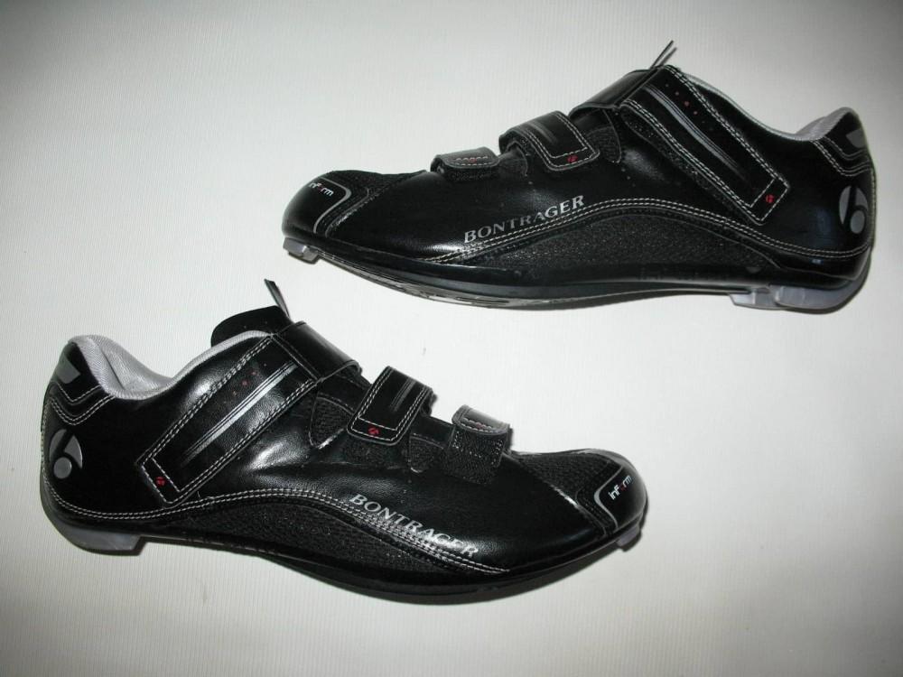 Велотуфли BONTRAGER race road shoes (размер US13/UK12/EU46(на стопу до 295 mm)) - 5