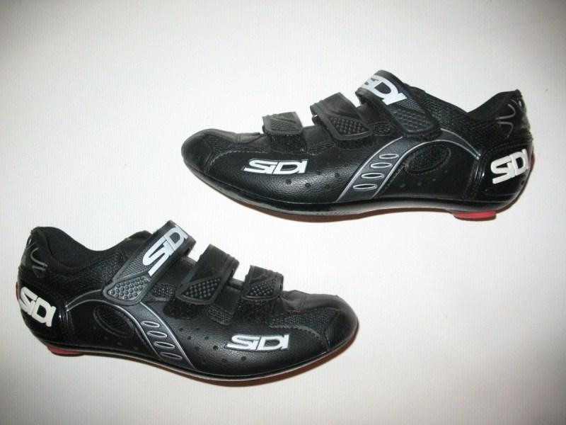 Велотуфли SIDI giau road+mtb shoes  (размер EU41(250-255mm)) - 3