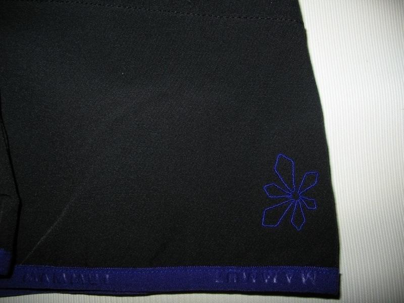 Кофта MAMMUT rundle softshell jacket lady  (размер M) - 13