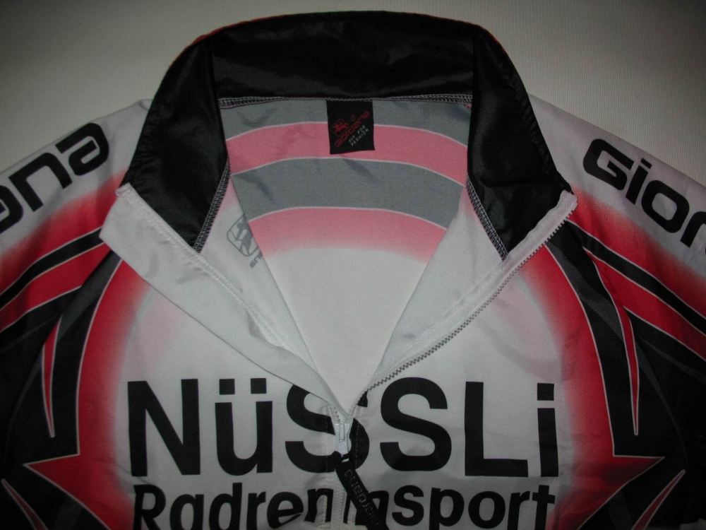 Велокуртка GIORDANA nussli cycling jacket (размер L-4-50) - 2
