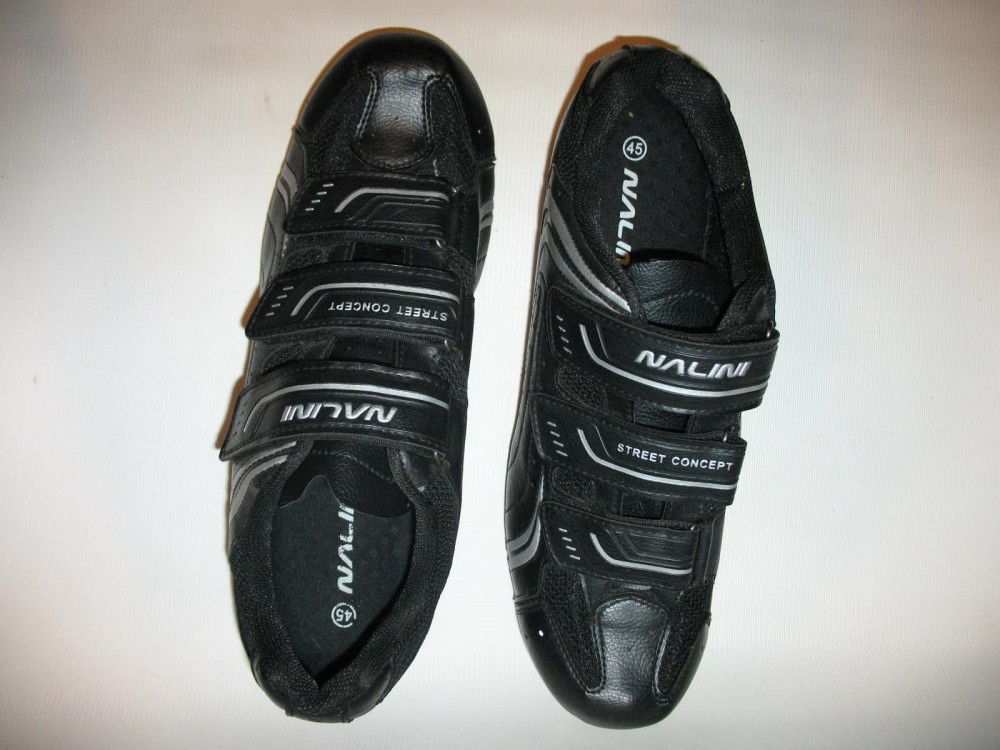 Велотуфли NALINI mako road cycling shoes (размер US11.5/UK11/EU45(на стопу до 295 mm)) - 5