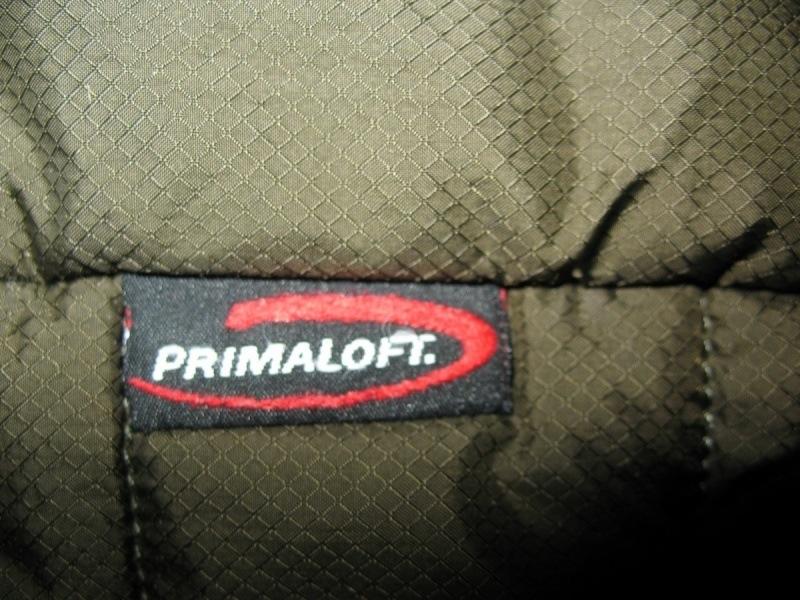 Куртка LE CHAMEAU  zonza primaloft jacket  (размер XL) - 11