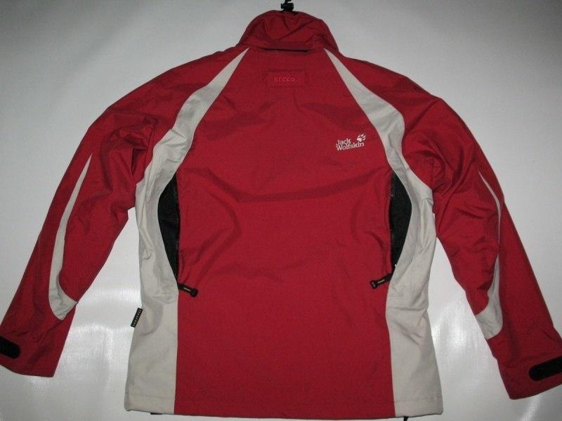 Куртка JACK WOLFSKIN TEXAPORE lady  (размер S/М) - 3