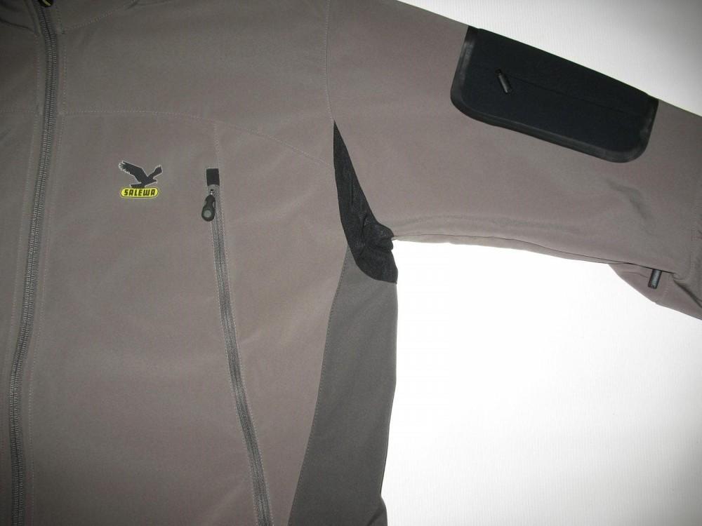 SALEWA softshell alpine extreme jacket (размер 54/XXL) - 7