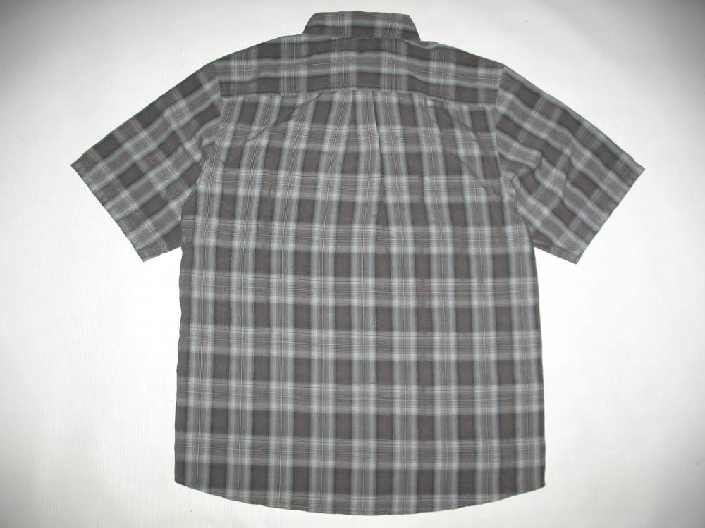 Рубашка COLUMBIA outdoor omni-shade ss shirt (размер S/M) - 1