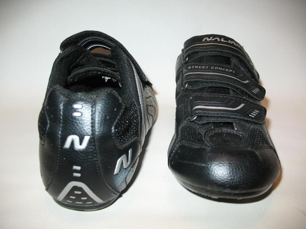 Велотуфли NALINI mako road cycling shoes (размер US11.5/UK11/EU45(на стопу до 295 mm)) - 6