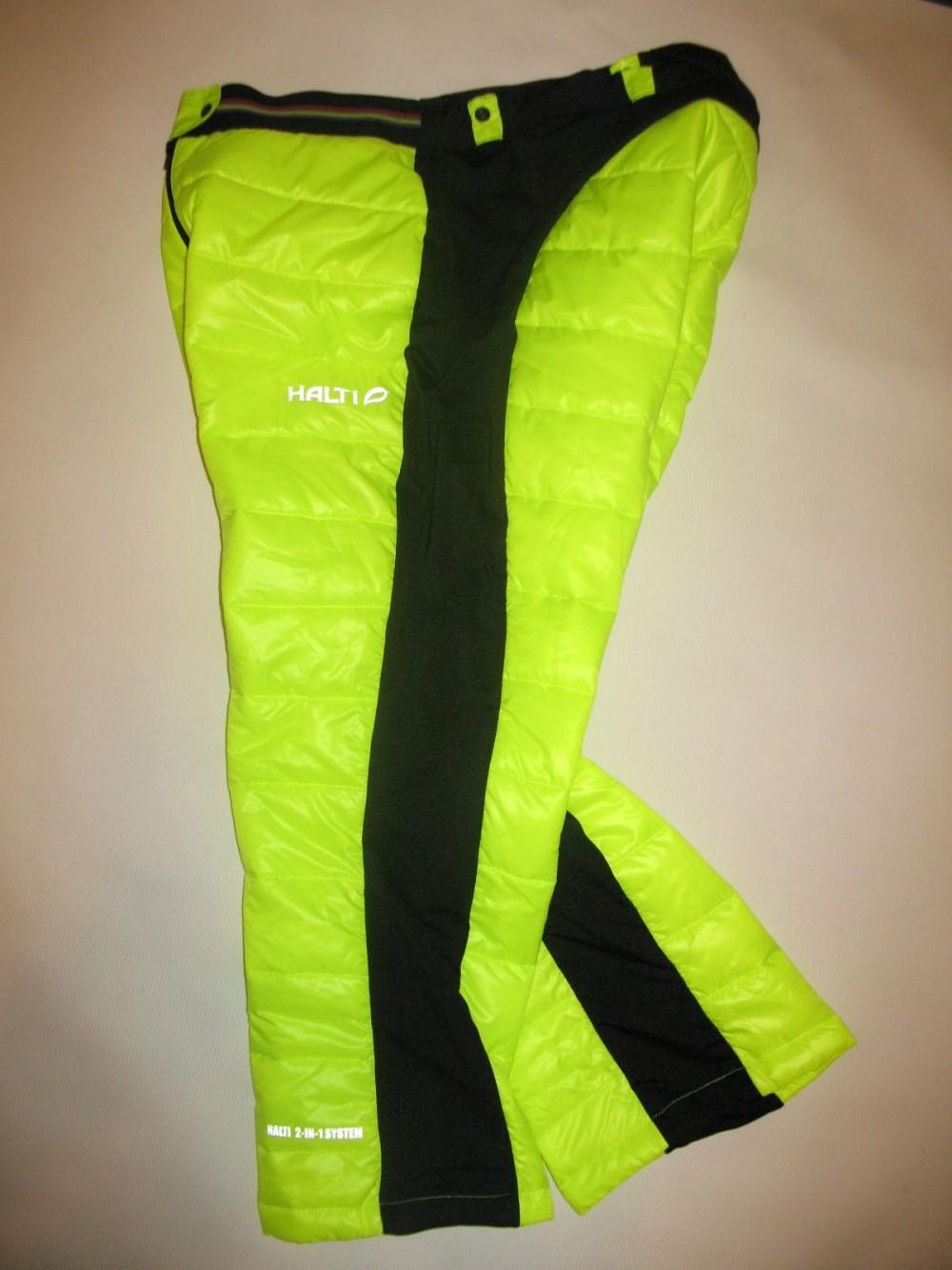 Шорты 2/3 HALTI primaloft shorts pants (размер M) - 1
