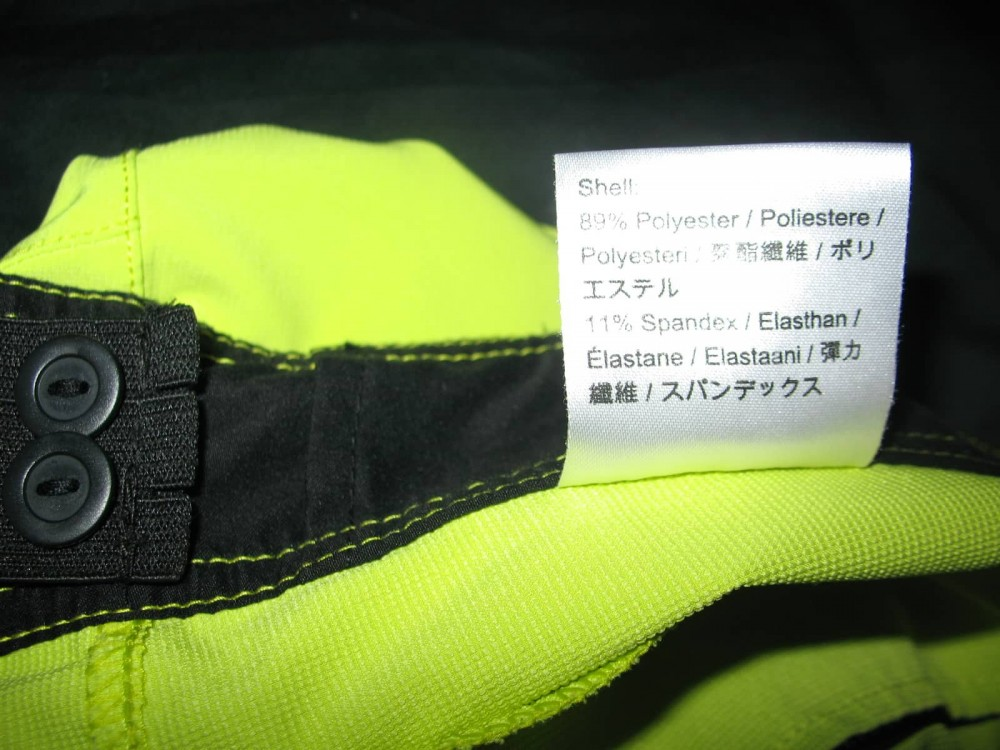 Велошорты QLOOM bike shorts lady (размер М) - 6