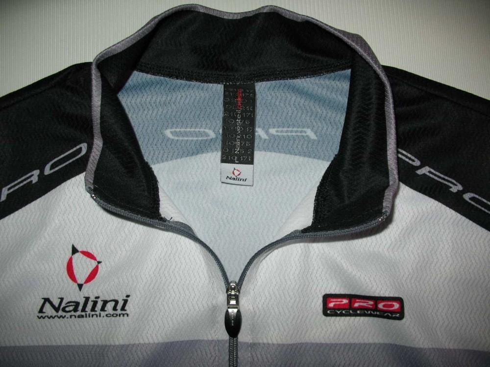 Веломайка NALINI pro white jersey (размер L) - 1