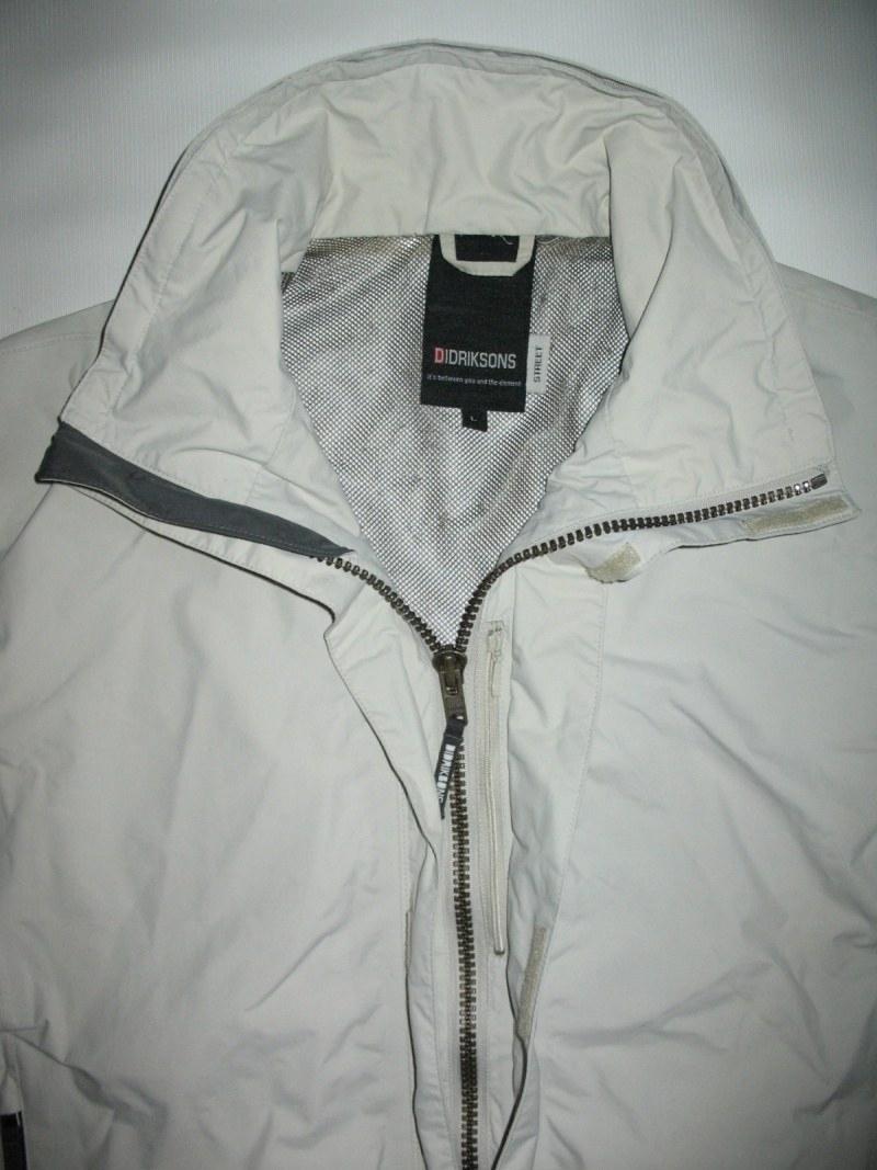 Куртка DIDRIKSONS microtech Jacket (размер M) - 3