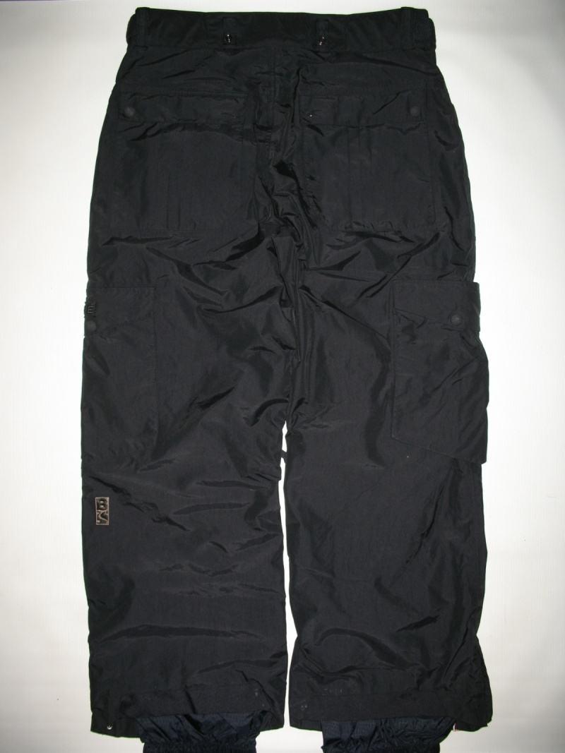 Штаны BONFIRE Arc snowboard pants (размер L) - 1