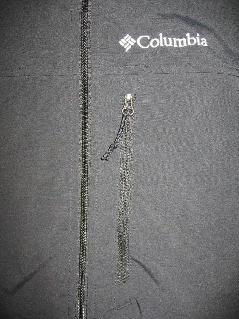 Кофта COLUMBIA Jet Stream II Softshell Jacket  (размер L(реально XL)) - 7