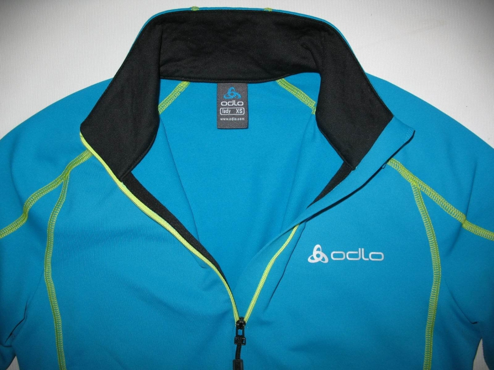 Кофта ODLO fleece jersey lady (размер XS/S) - 3