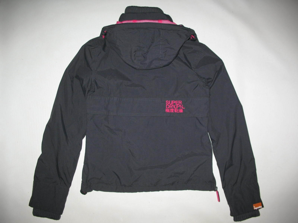 Куртка SUPERDRY Pop Zip Wind jacket lady (размер XS) - 4