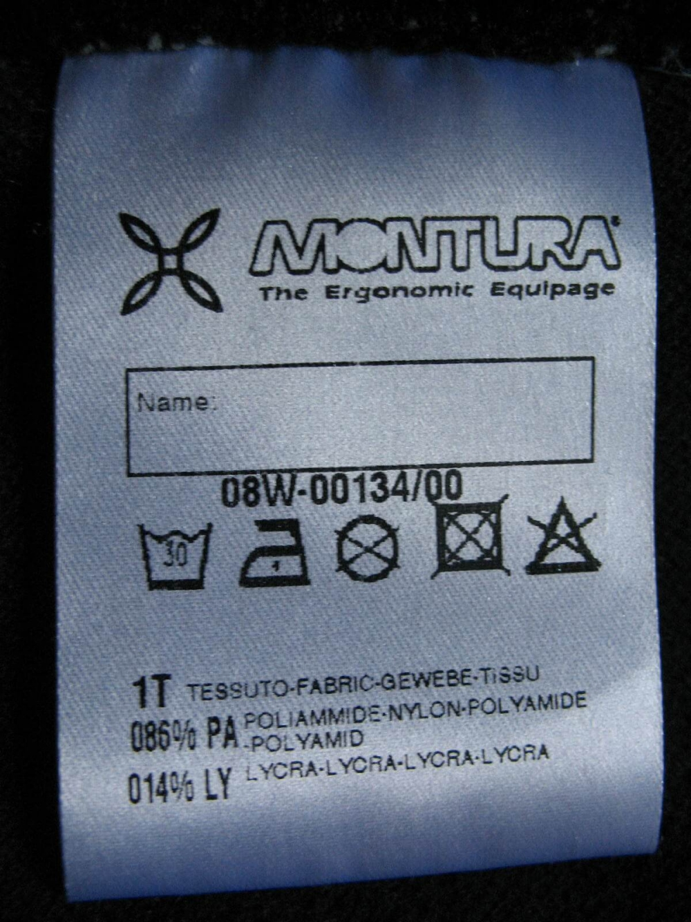 Куртка MONTURA mountain softshell jacket lady (размер M) - 11