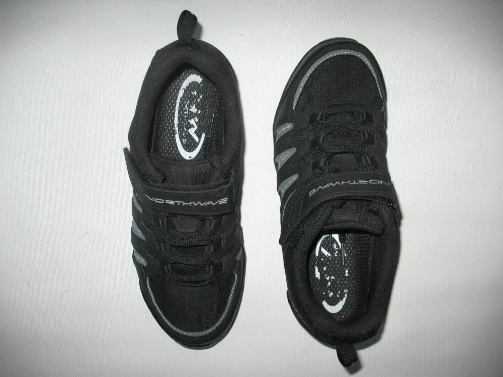 Велотуфли NORTHWAVE rocker bike shoes (размер UK6,5/US7,5/EU40(на стопу 255mm)) - 6