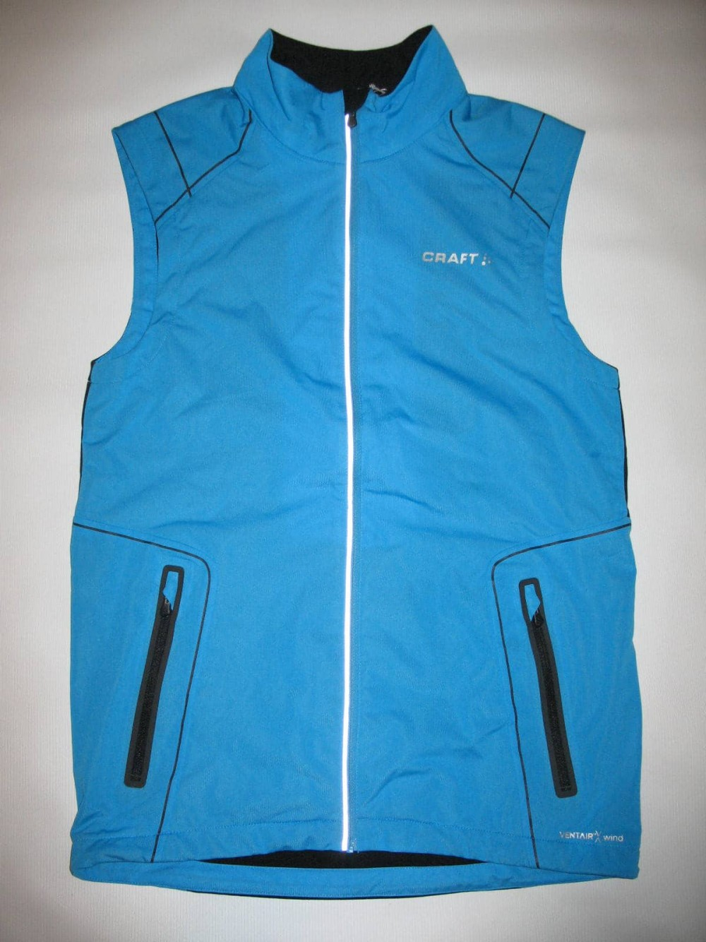 Жилет CRAFT pxc high function softshell vest (размер XS/S) - 1