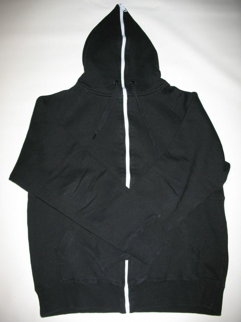 Кофта FISHBONE ninetytwo hoodies unisex  (размер S/XS) - 1