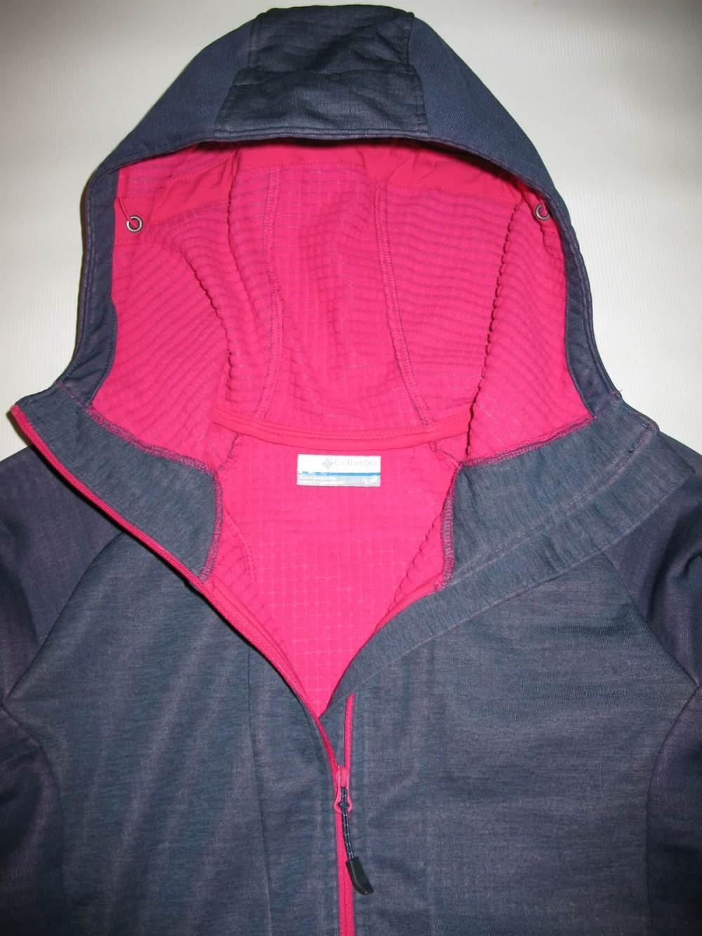 Куртка COLUMBIA steel cliff hooded softshell jacket lady (размер S) - 6