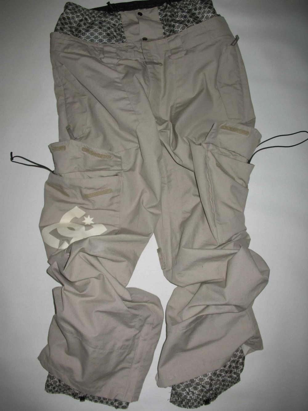 Штаны DC banshee-r snowboard pants (размер L) - 13