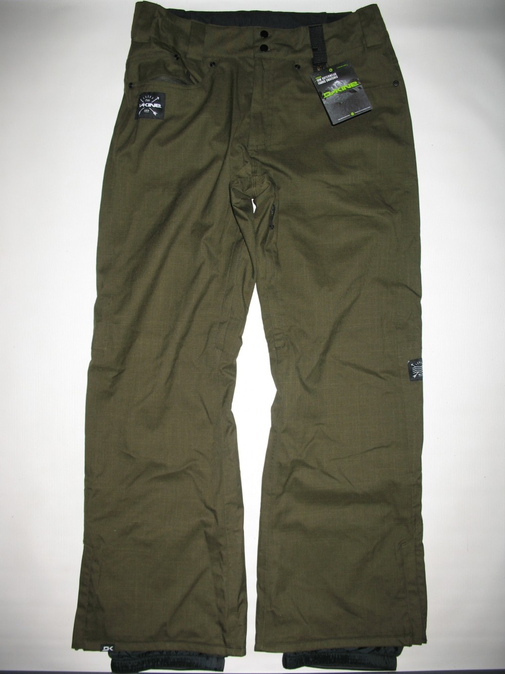 Штаны DAKINE Miner jungle ski/snowboard pants (размер L) - 1