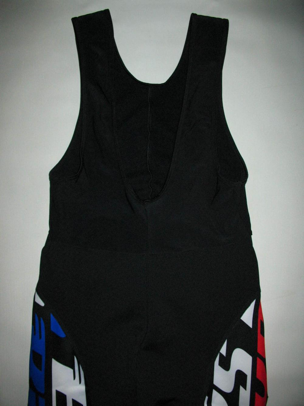 Велоштаны IXS bixs windstopper cycling pants (размер S/M) - 3