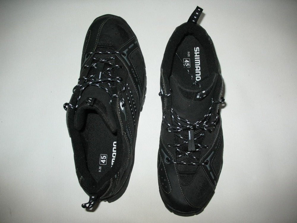 Велотуфли SHIMANO sh-mt32 mtb shoes (размер US10.5/EU45(на стопу до 285 mm)) - 6