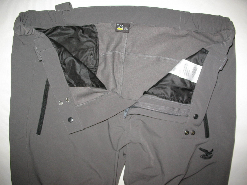 Штаны SALEWA softshell powertex pants(размер 54/XXL) - 6