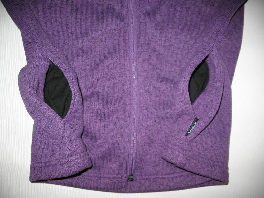 Кофта ATRIUM fleece jacket lady (размер L) - 4